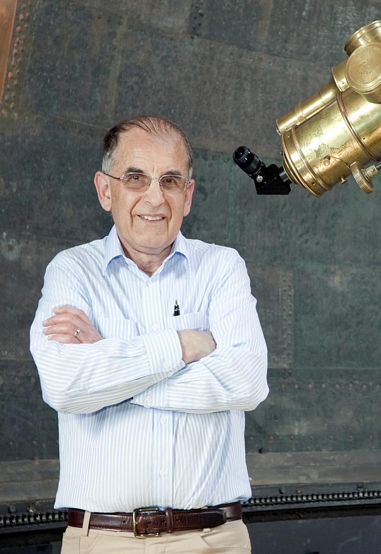 Prof Nick Lomb